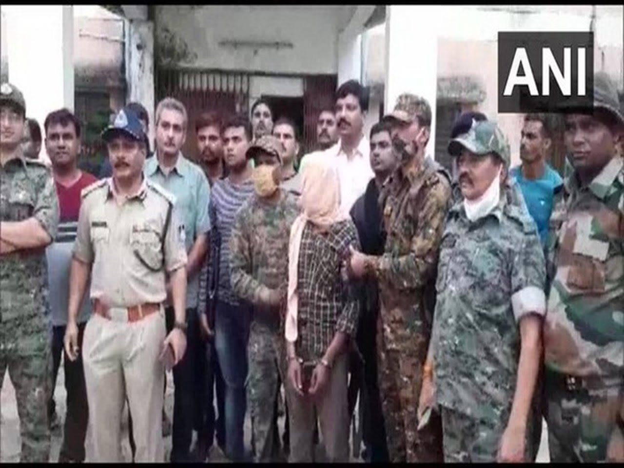 Naxal arrested following encounter with police in MP's Balaghat